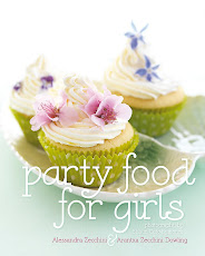 Blog Candy, Party Food for girls
