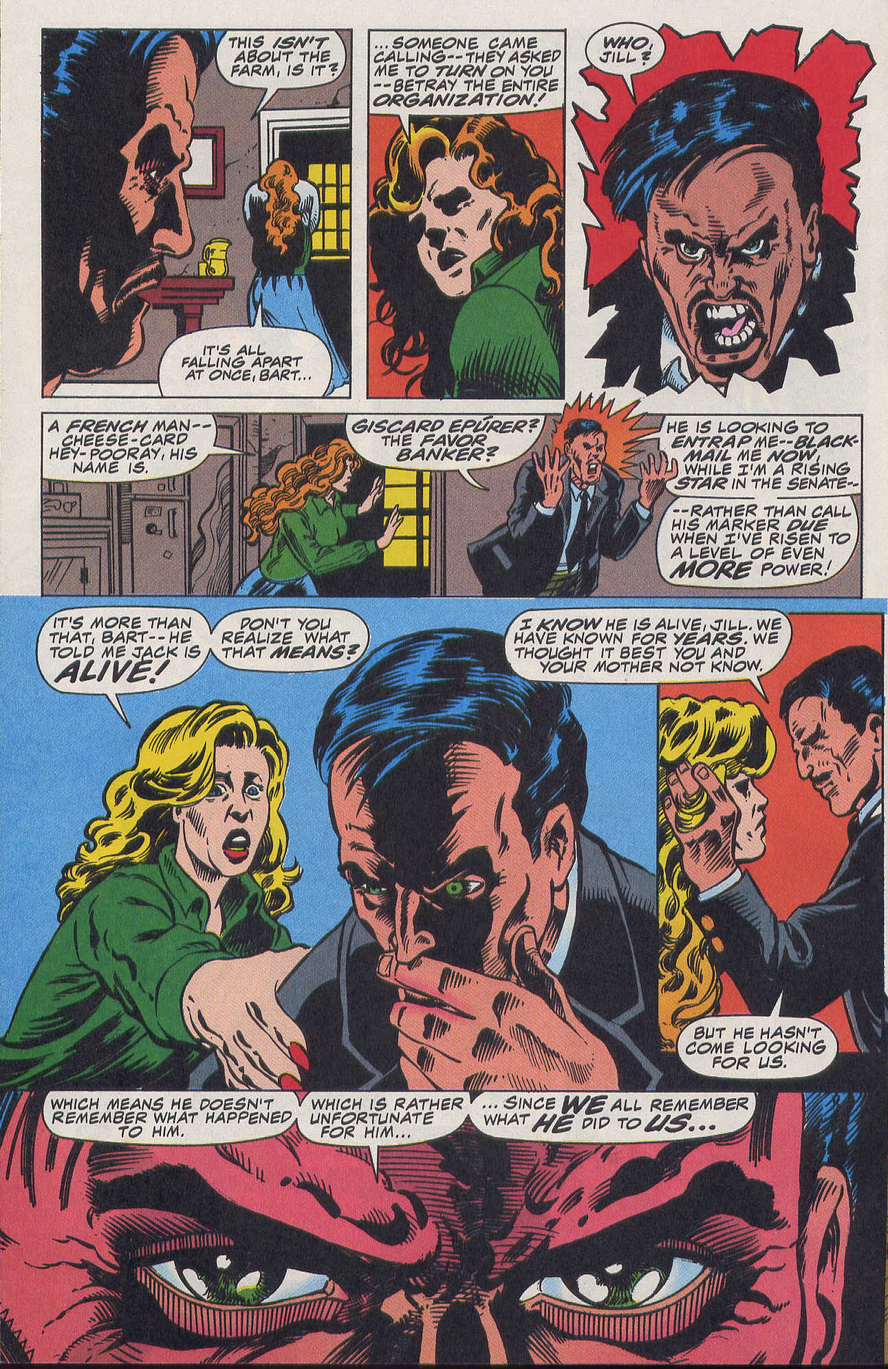 Captain America (1968) Issue #420b #370 - English 10