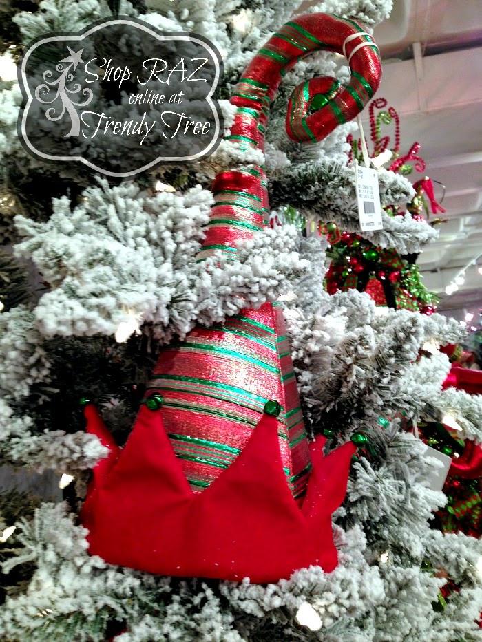 RAZ Elf Hat at Trendy Tree