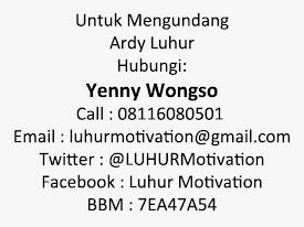 Contact Ardy Luhur