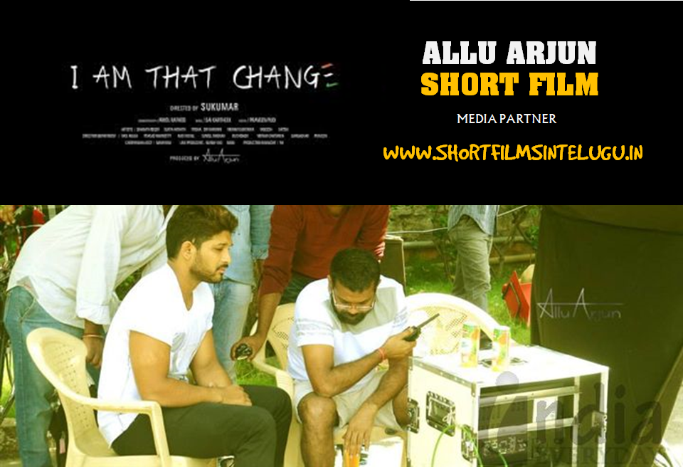 SUKUMAR SHORT FILM IM THAT CHANGE IMAGES STILLS