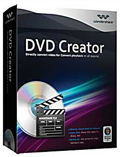 Wondershare DVD Creator 2.6.5.32 With Registration Code