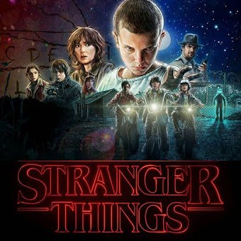 Post on Netflix's hit series Stranger Things is here!