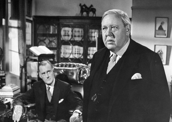 Charles Laughton in Witness for the Prosecution