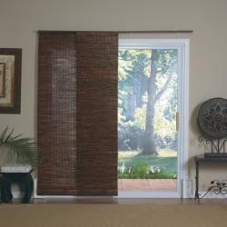 Bamboo Door Panels