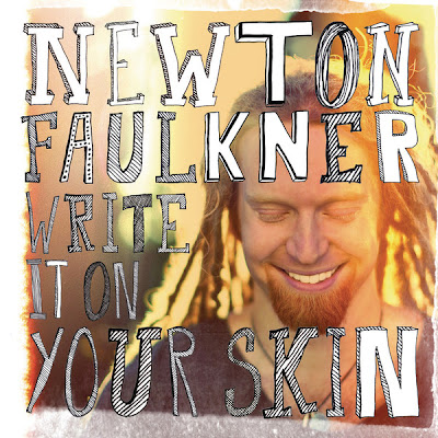 Photo Newton Faulkner - Write It On Your Skin Picture & Image