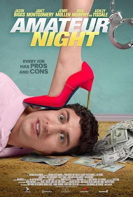 Amateur Night 2016 DVD R1 NTSC Latino