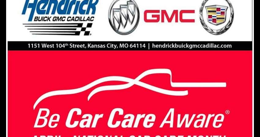 Spring Car Care Discounts Hendrick Buick Gmc Cadillac