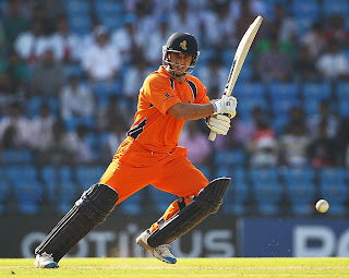 Ryan ten Doeschate played elegant shots, England v Netherlands, Group B, World Cup, Nagpur, February 22, 2011