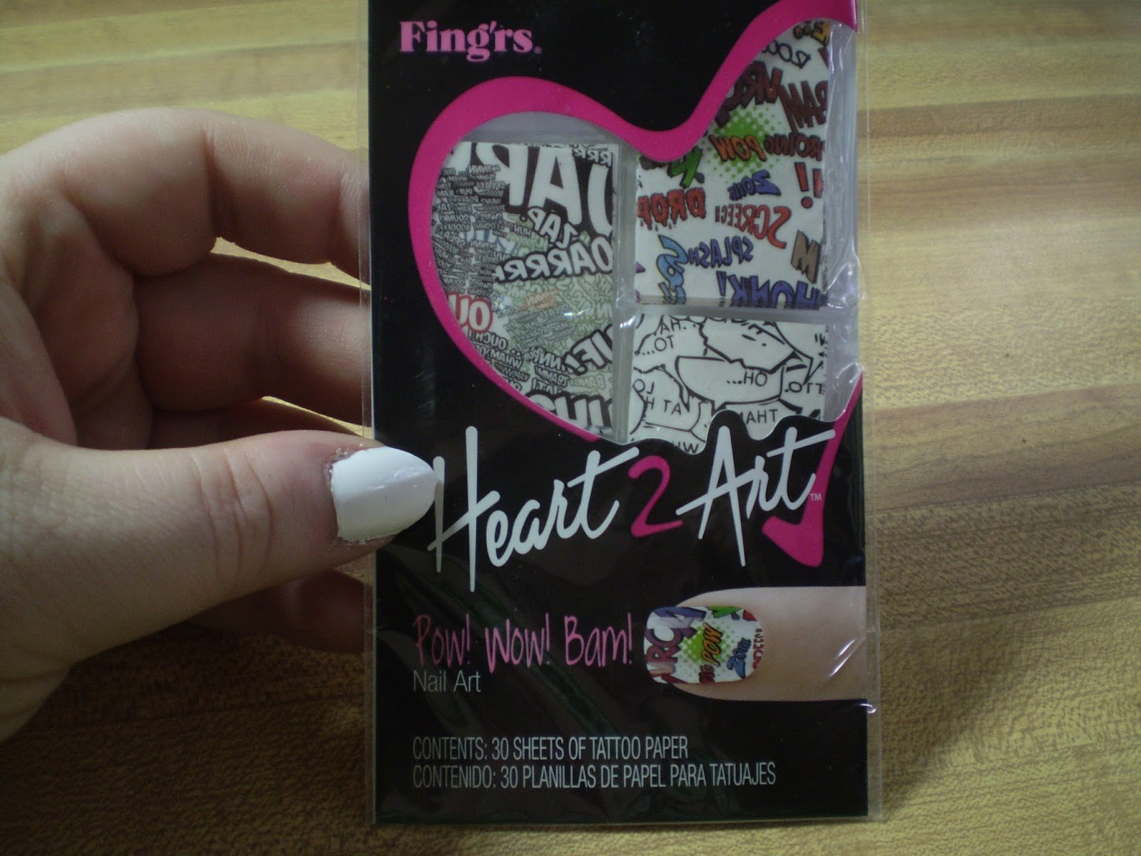 Heart 2 art nail tattoos