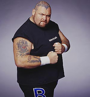 Bam Bam Bigelow Tattoos - WWE Superstar Tattoo Design