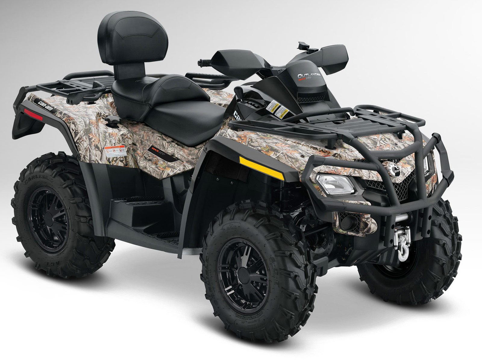 2012 can am outlander max 800r xt atv pictures. Black Bedroom Furniture Sets. Home Design Ideas