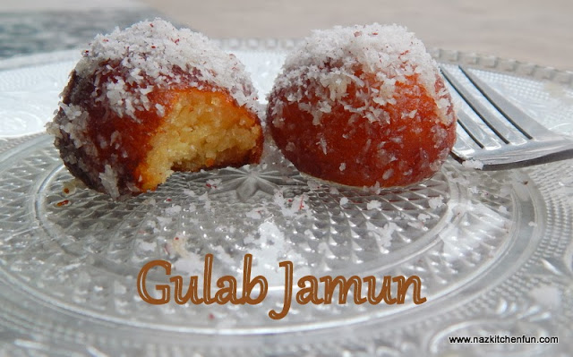 how to make the best gulab jamun