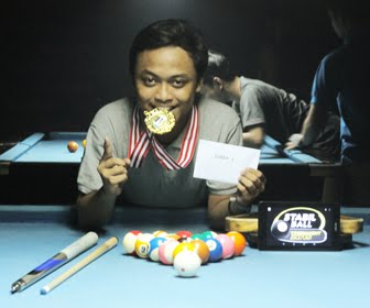 Stabil 8-Ball Tournament 2015 - Champion