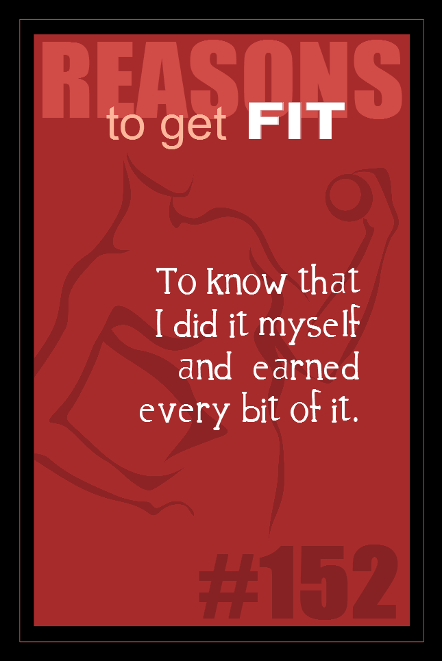 365 Reasons to Get Fit #152