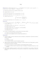 Subiecte matematica - titularizare 2009 (judetul Iasi)