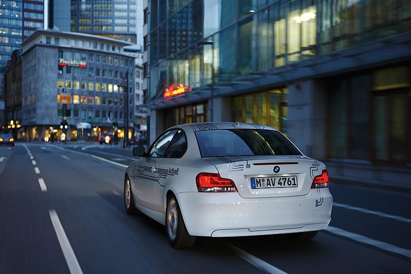2011 BMW ActiveE Concept ~ CAR REPORT