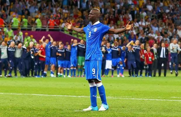 Balotelli asegura ser el mejor del Mundo