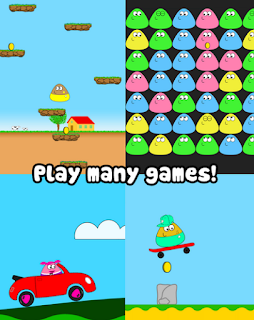 Game HP Android Pou