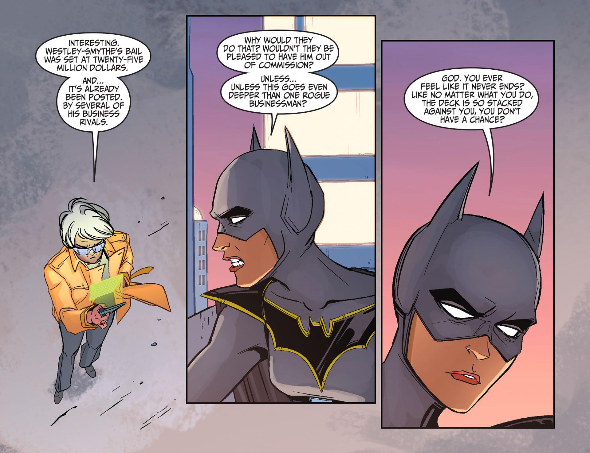 Batman Beyond (2012) Issue #29 #29 - English 18