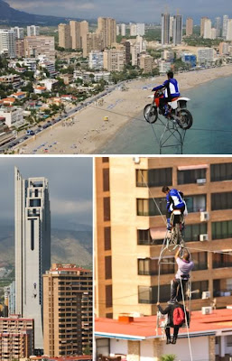 world-record-Mustafa-rope-walker