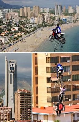 world-record-Mustafa-rope-walker