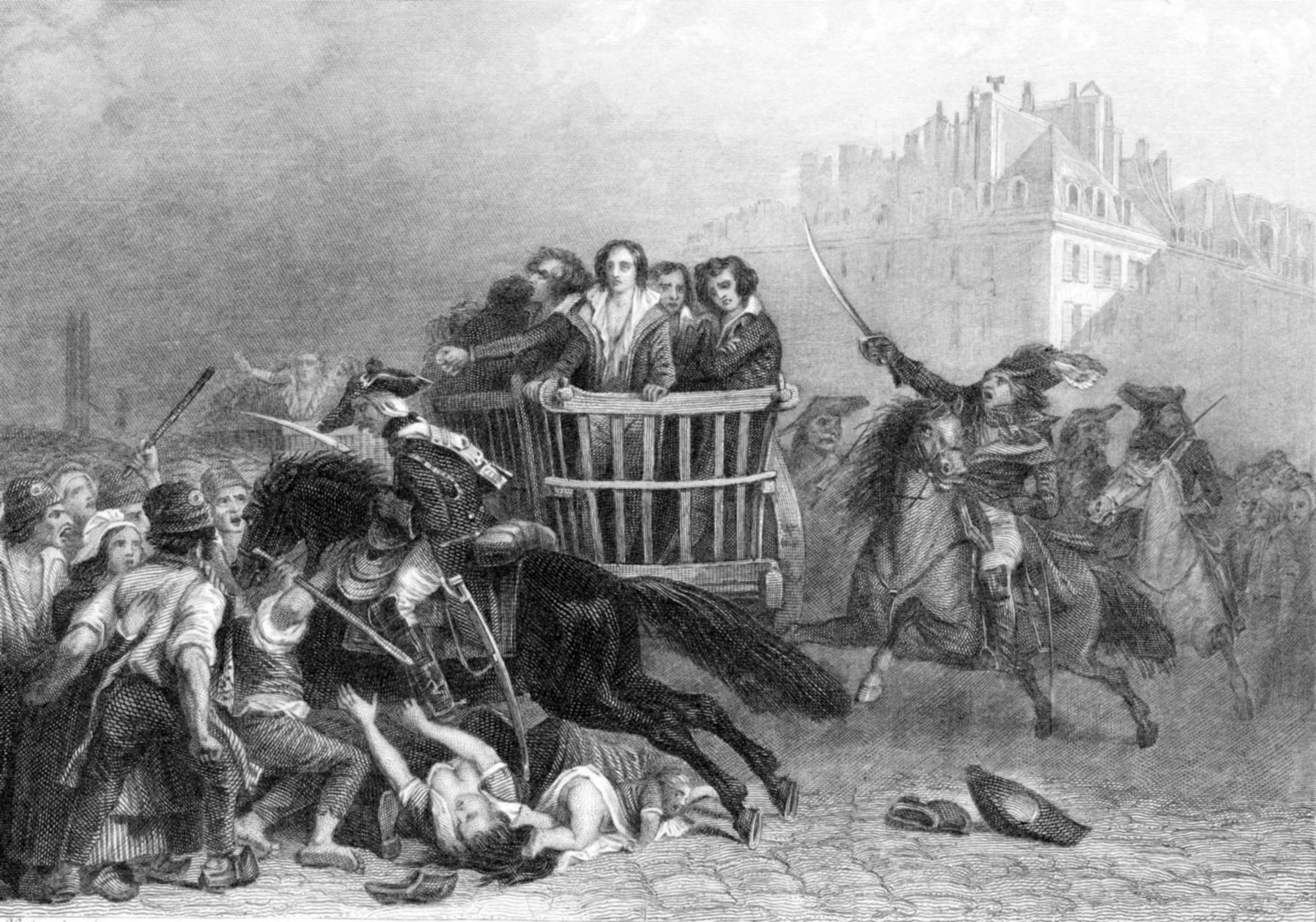 Veritas History: The French Revolution: Guillotine Images