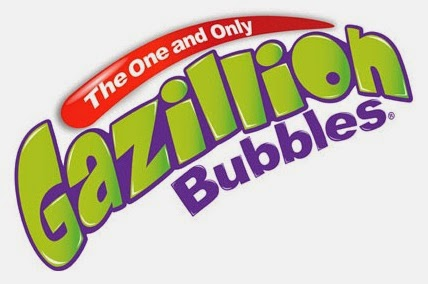 Gazillion Bubbles logo