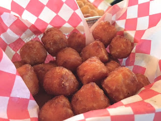 Sweet Potato tots, tater tots, french fries, Winter Park Fla.