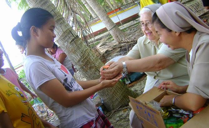 Ayuda a las misiones y los misioneros