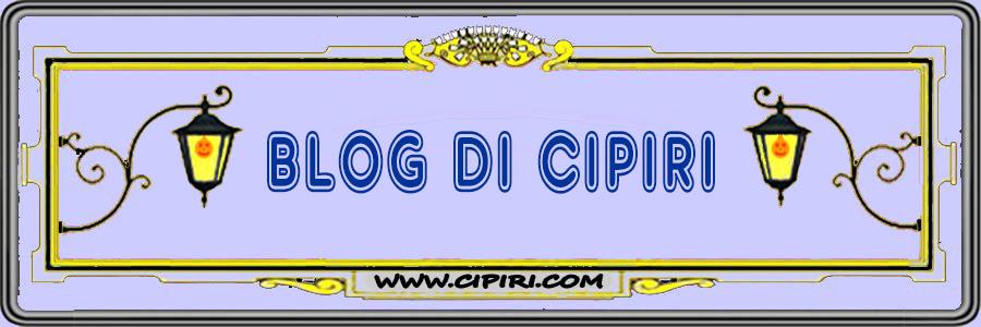BLOG DI CIPIRI