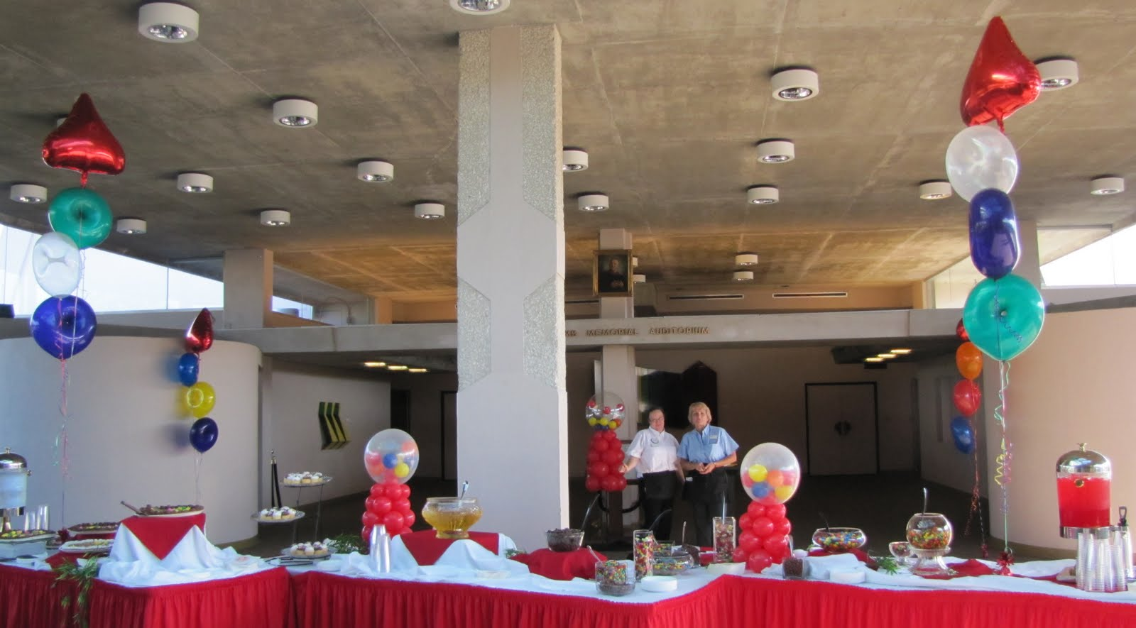 People Decorating For A Party party people event decorating company: candy themed awards event
