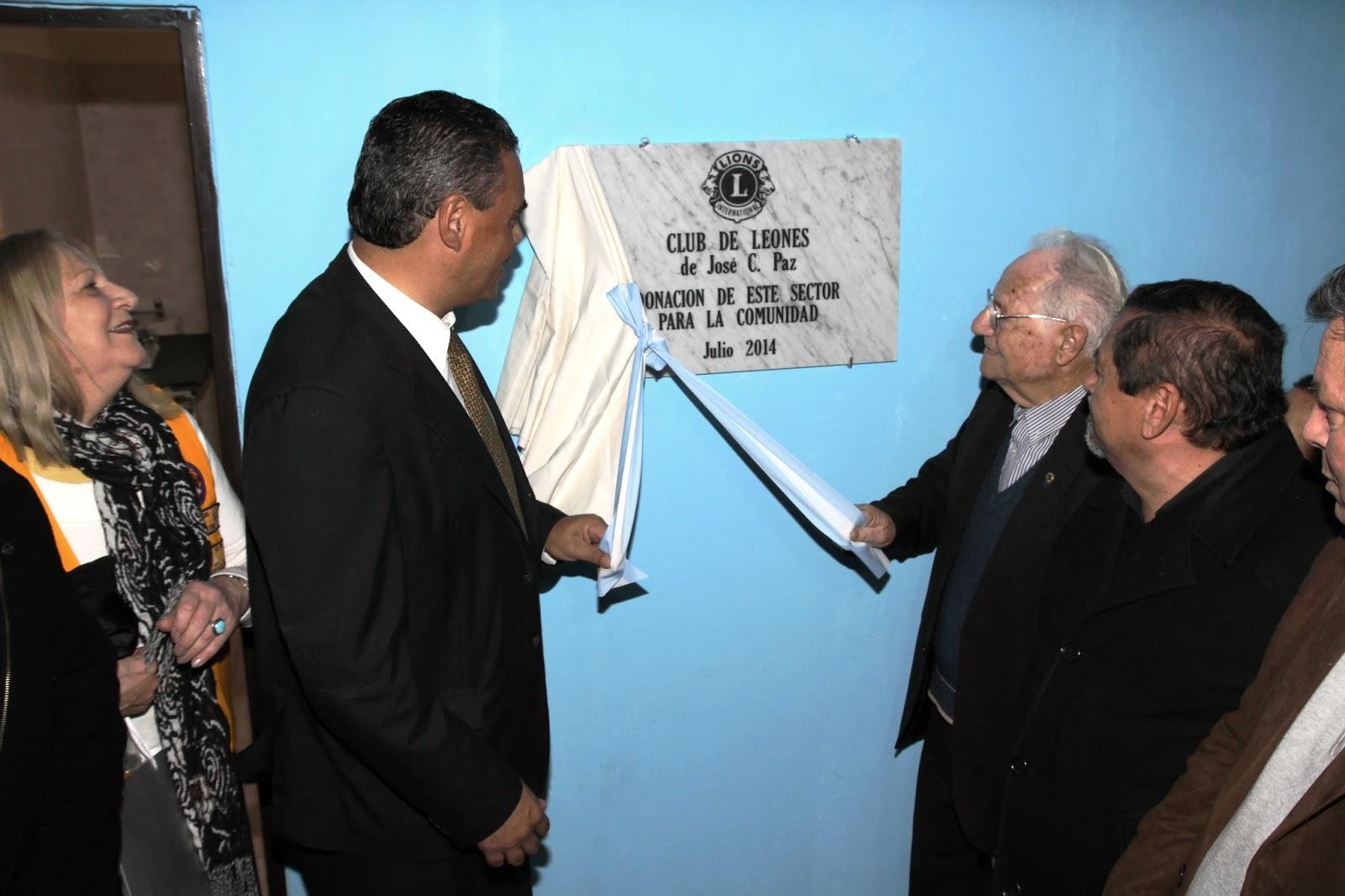 Prensa Municipalidad Jos C Paz Inauguraci N Del Centro