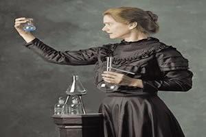 Vida e ciência da matemática Marie Curie