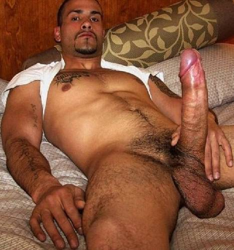 Big Fat Latino Cock
