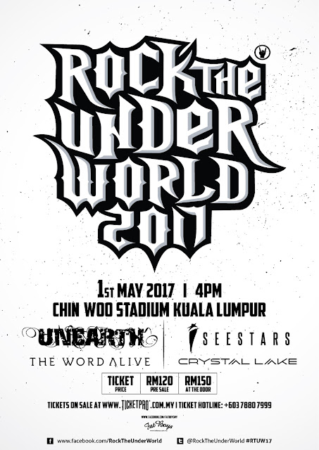Image result for rock the underworld 2017