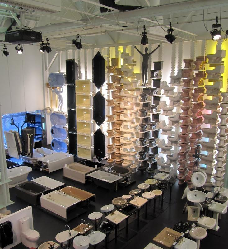 Kohler Design Center Visit title=