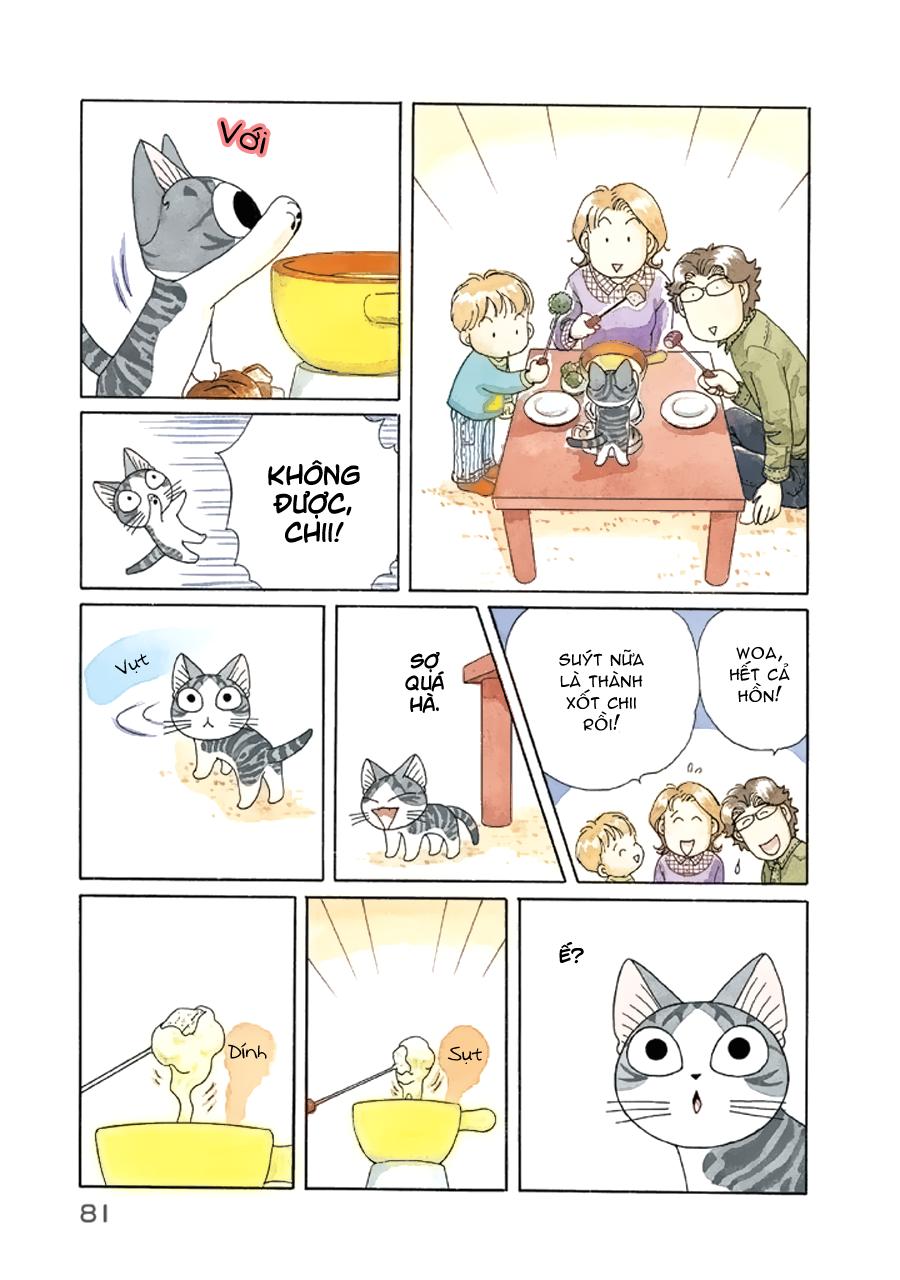 TruyenHay.Com - Ảnh 3 - Chii's Sweet Home Homemake 121