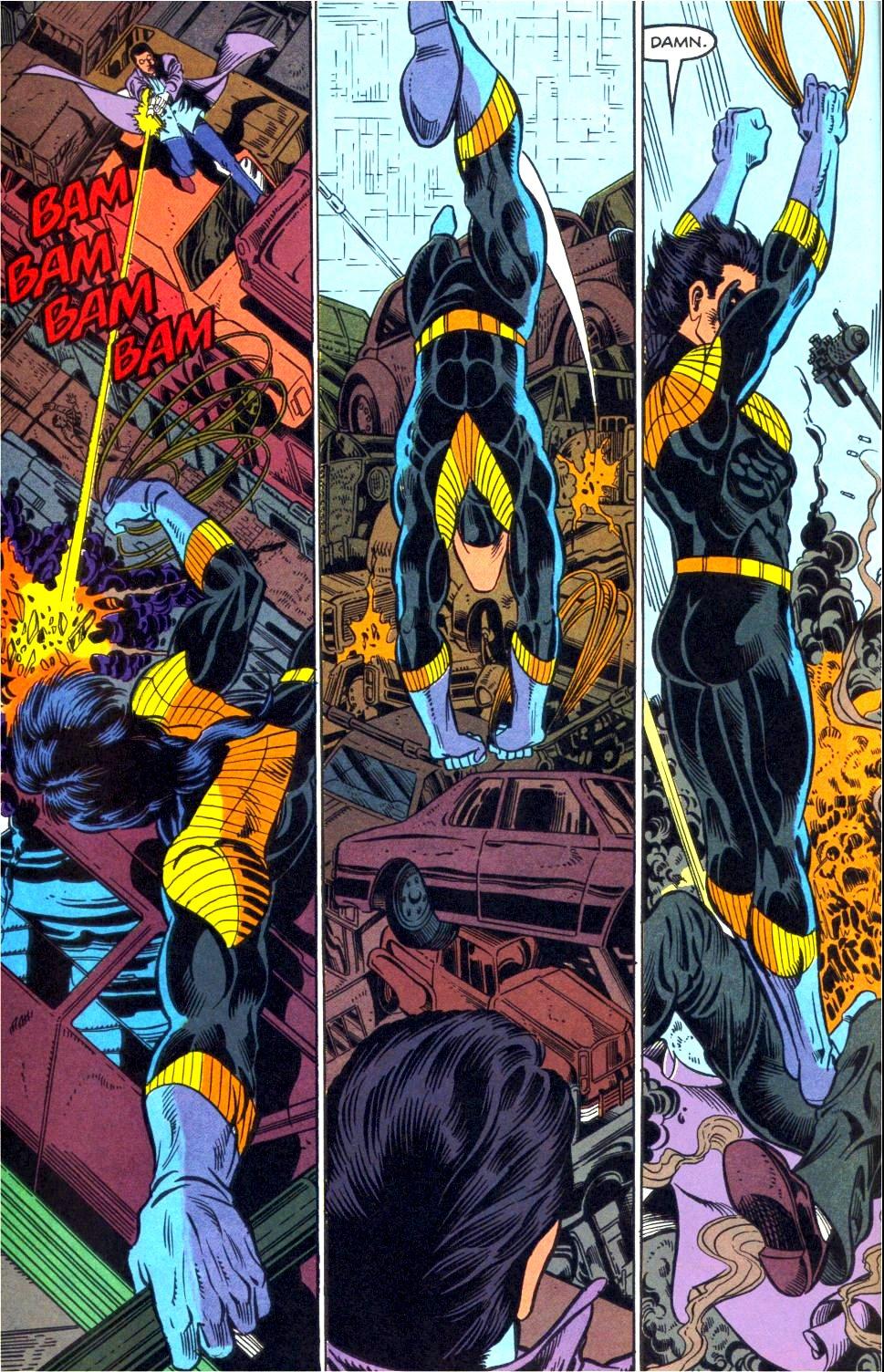Deathstroke (1991) Annual 1 #1 - English 53