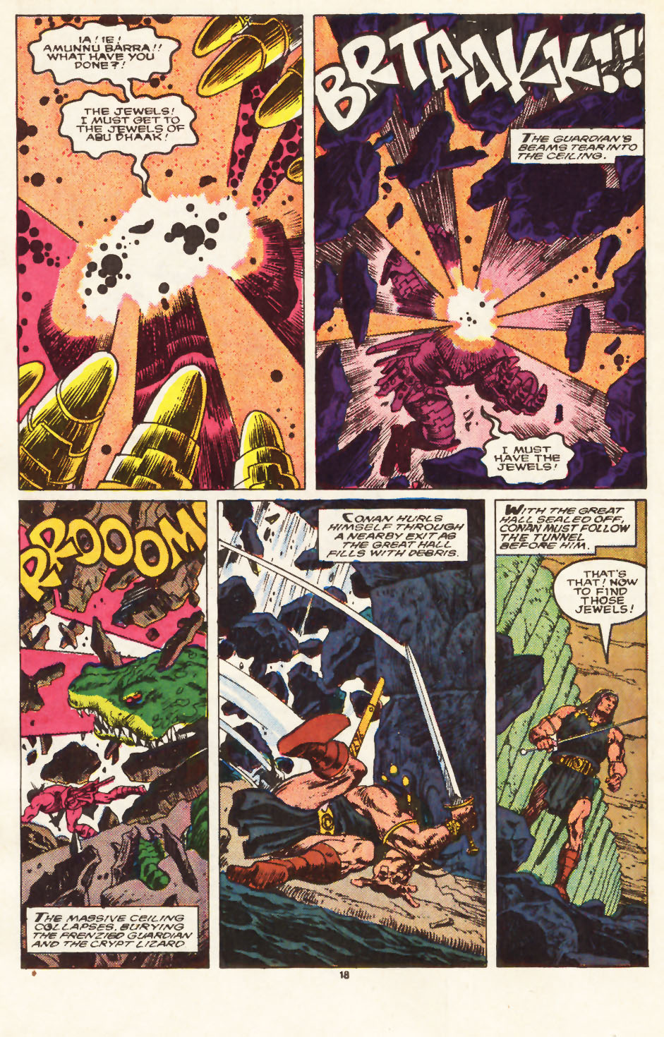 Conan the Barbarian (1970) Issue #217 #229 - English 15