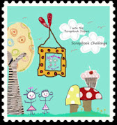 Scrapbook Sisters Challenge #3 Banners &amp; Flags