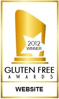 2012 Consumer Chosen Website of the Year!