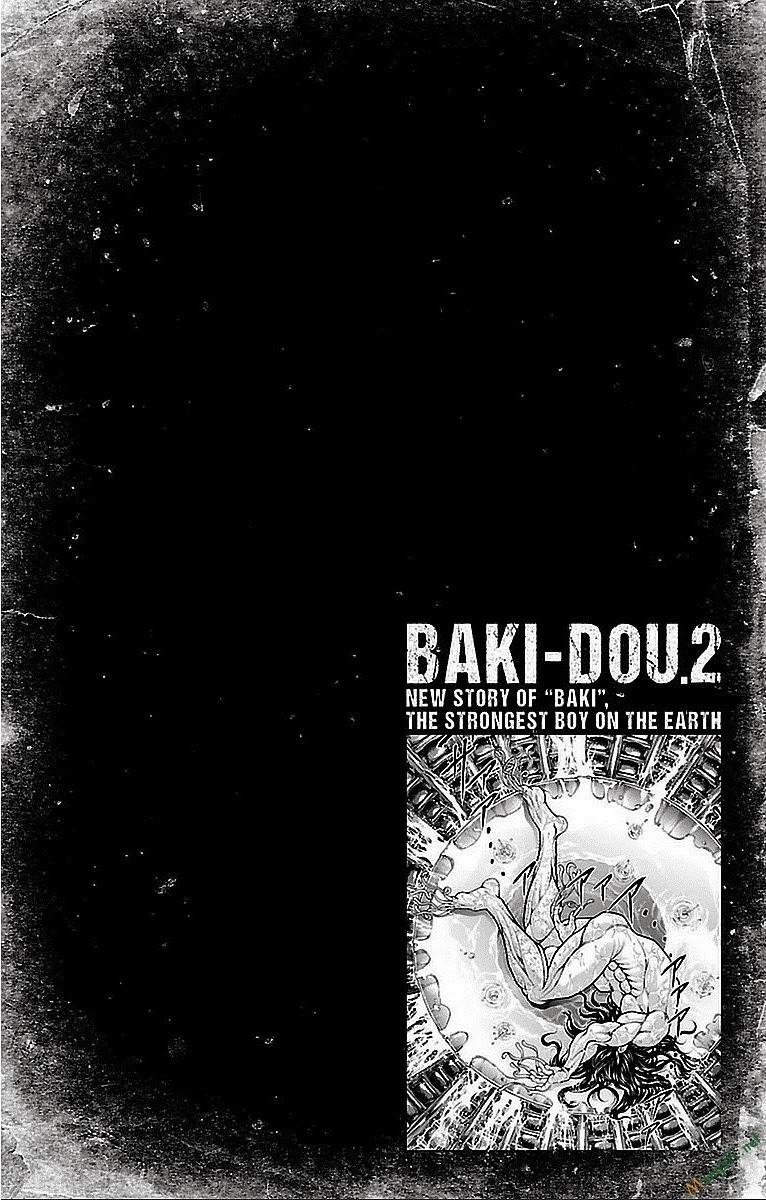Baki Dou chap 11 Trang 2 - Mangak.info