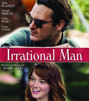 Un Hombre Irracional DVDRip Latino