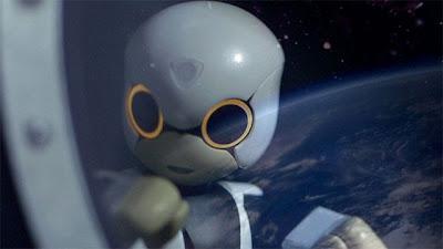 Kirobo, el primer robot astronauta parlante, viaja al espacio