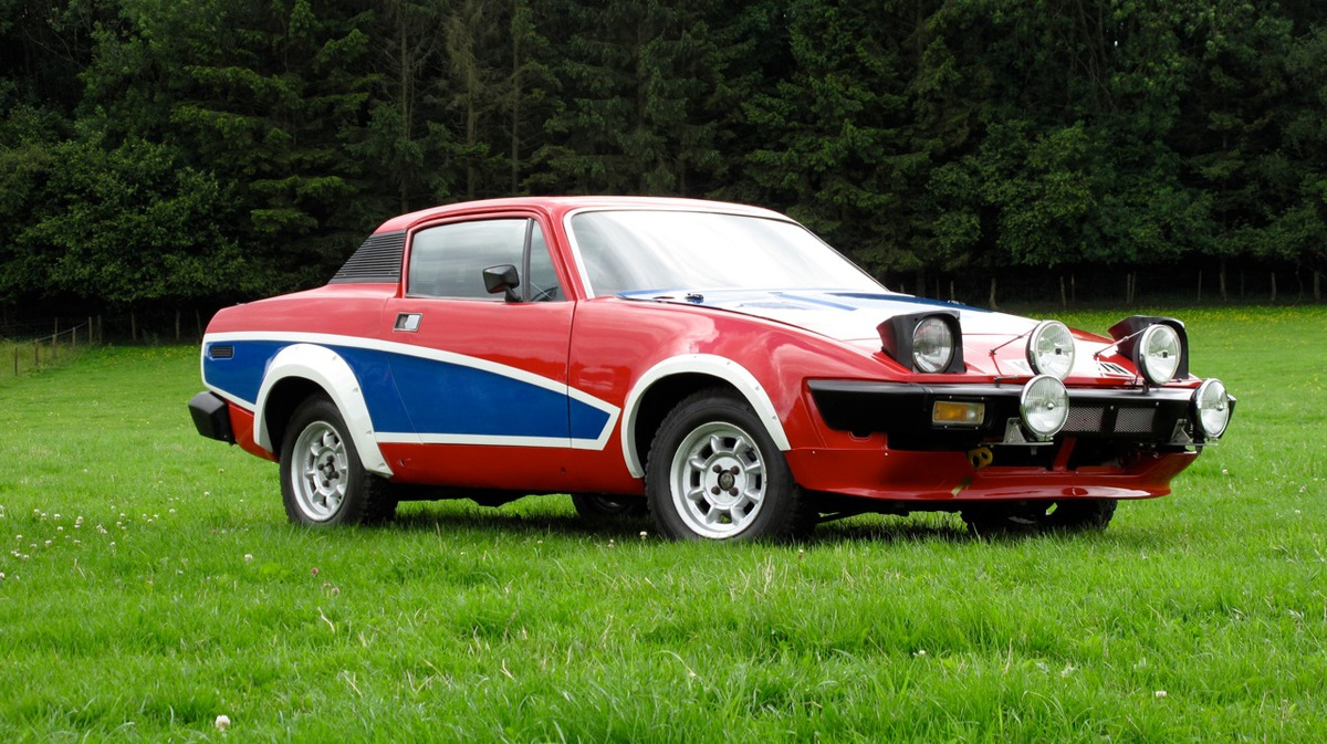 NISMO Stuff: Classic Rally Cars Up For Auction...
