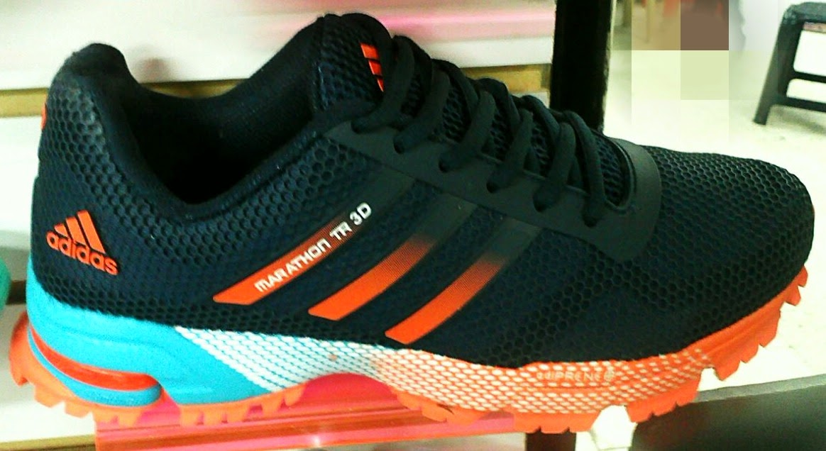 zapatos adidas marathon 3d