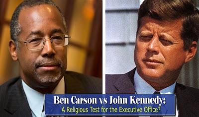 John Kennedy vs. Ben Carson
