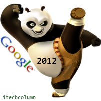 2012 Google Panda Algorithm Update - Page Layout Algorithm