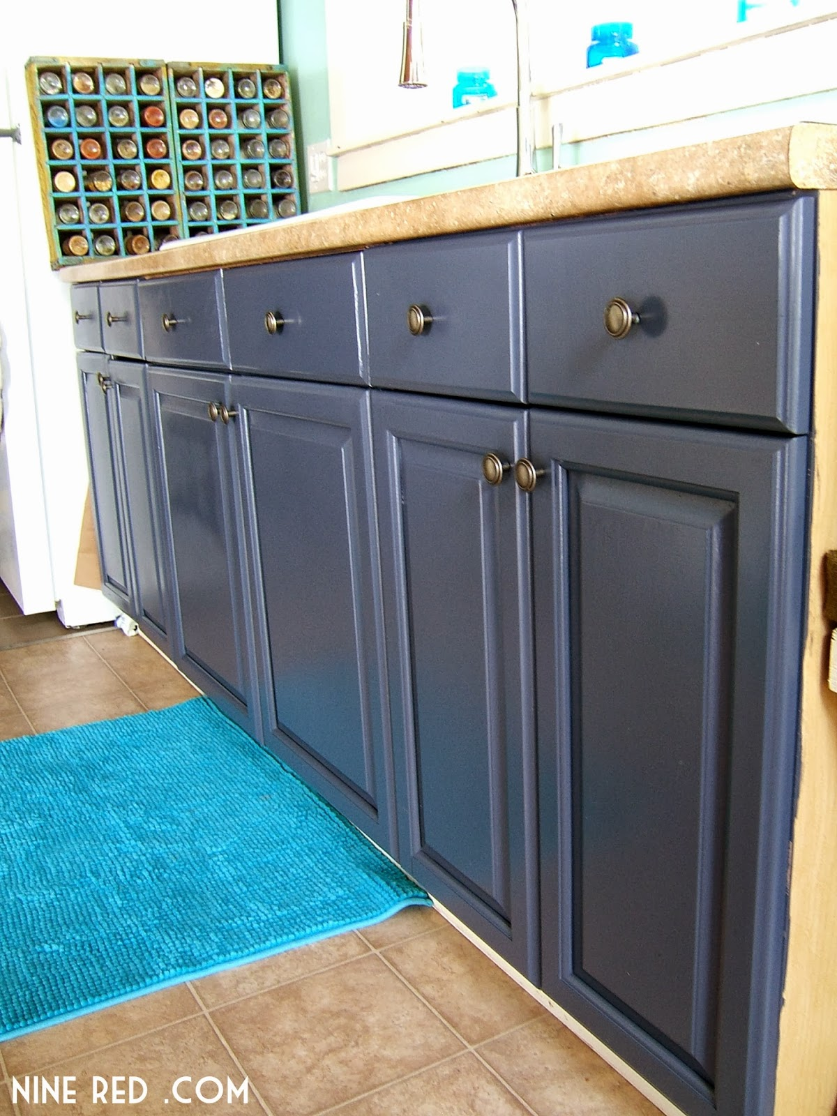 Brown Bag Kitchen Cabinets